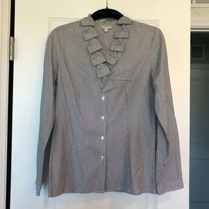 Talbots Blouse Size Small